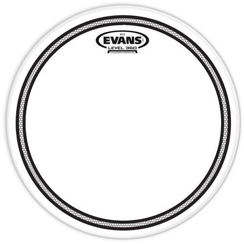"Evans TT12EC2S 12"" EC2 Clear Snare/Tom/Timbale"