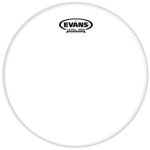 "Evans TT16G2 16"" G2 Clear Tom Head"
