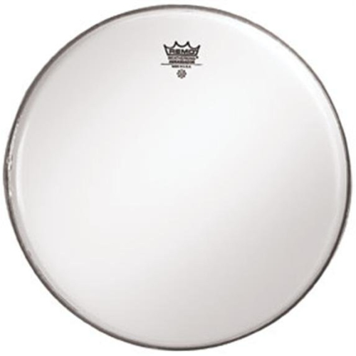 "Remo BR-1240-00 Ambassador Bass Head - Smooth White - 40"""