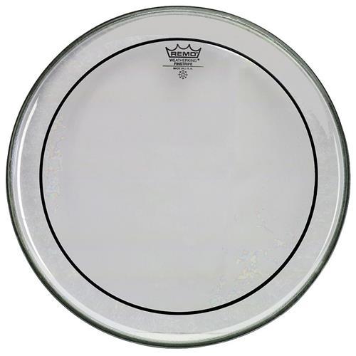 "Remo Pinstripe Clear Drumhead - 10"""