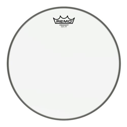 """Remo Ambassador Hazy Snare Side Drumhead - 13"""""""