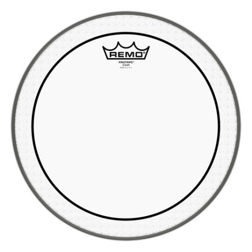 Remo Pinstripe Clear Drumhead - 12""
