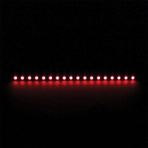 NANOXIA Ultra Bright 20cm Rigid LED Bar - Red