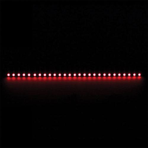 Bande DEL rigide de 30 cm ultrabrillante de NANOXIA - Rouge