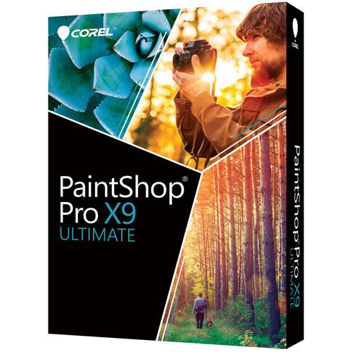 Corel PaintShop Pro X9 Ultimate (PC)
