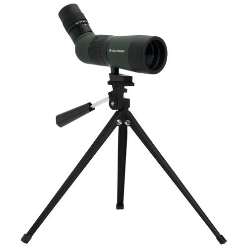 Télescope d'observation 10-30x 50 mm LandScout de Celestron