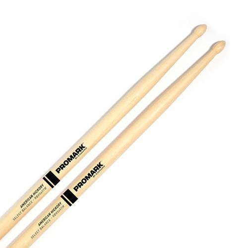 "Rebound Balance Hickory Drumsticks - .565"", Tear Drop Wood Tip"