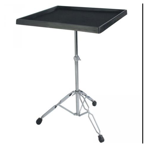 Gon Bops PTRAYSM Small Percussion Tray with Clamp