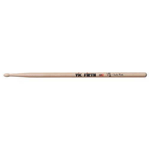 Charlie Watts Drum Sticks - Signature Series, Oval Tip