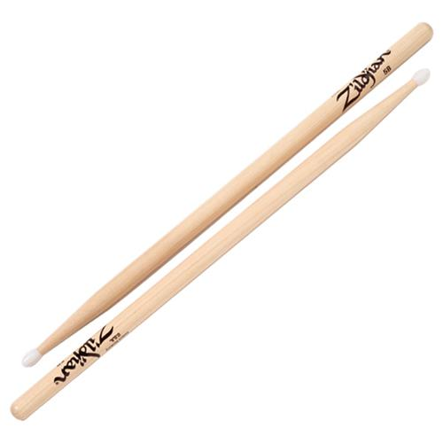 Zildjian 5BNN 5B Nylon Natural Drum Sticks