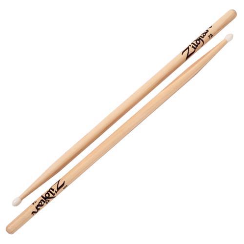 Zildjian 7ANN 7A Nylon Natural Drum Sticks