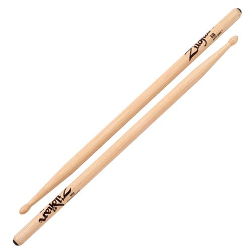 Zildjian 5BWA 5B Wood Anti-Vibe Drum Sticks