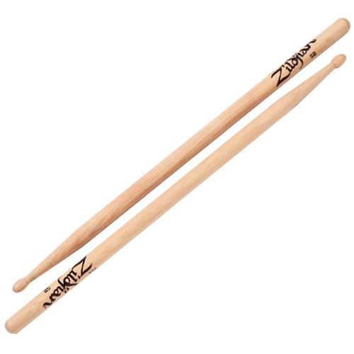 Zildjian 5BWN 5B Wood Natural Drum Sticks