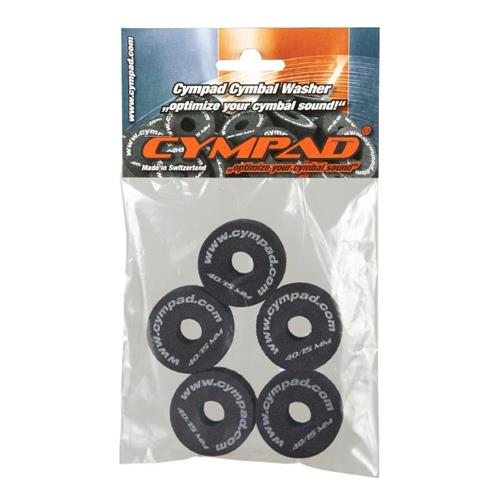 Cympad Optimizer Set - 40/15mm, 5 Piece Set