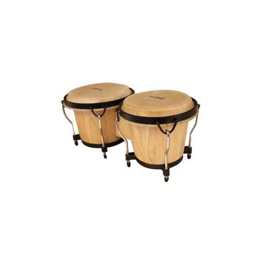 "Tycoon TC-TB-8BN Bongos - Natural - 6"" / 7"""