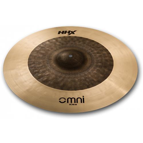 """Sabian HHX Omni Cymbal - 19"""""""