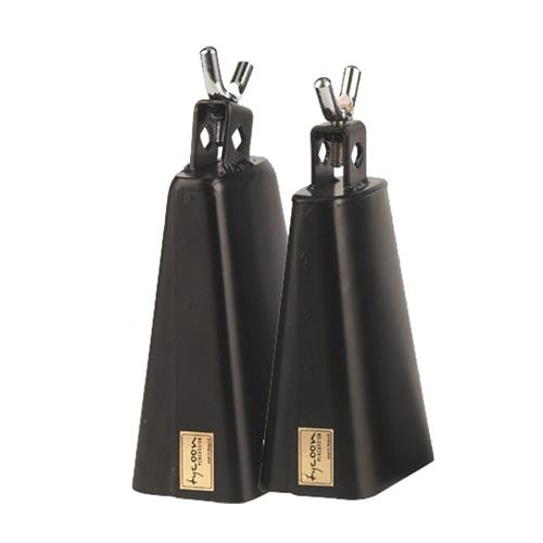Cowbell Tycoon TC-TW-60 Black Powder Coated 6""