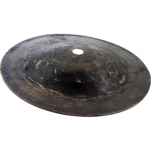 "Stagg Black Metal Bell Cymbal - Medium, 7"""