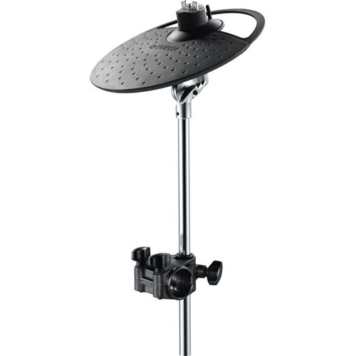 """Yamaha PCY90AT 10"""" Cymbal Pad with Attachment to Rack System"""