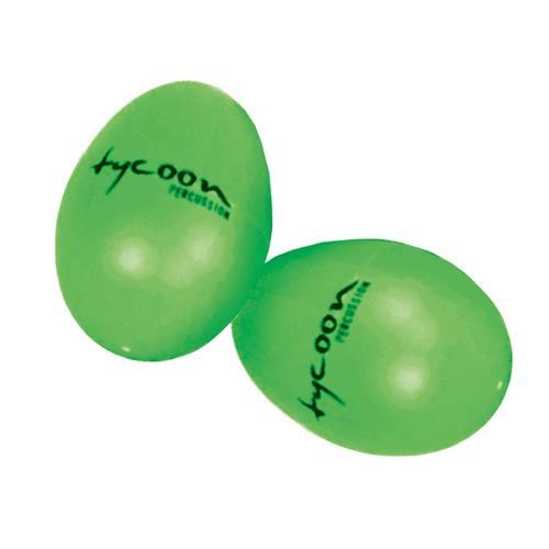 Shaker Tycoon TC-TE-G Egg Shaker Green