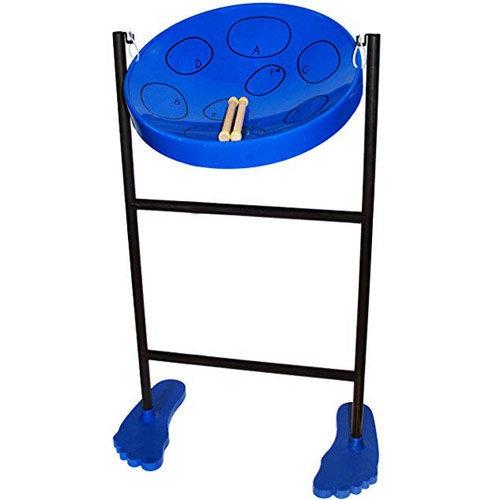 Steel Pan Drum Jumbie Jam 1058 Blue
