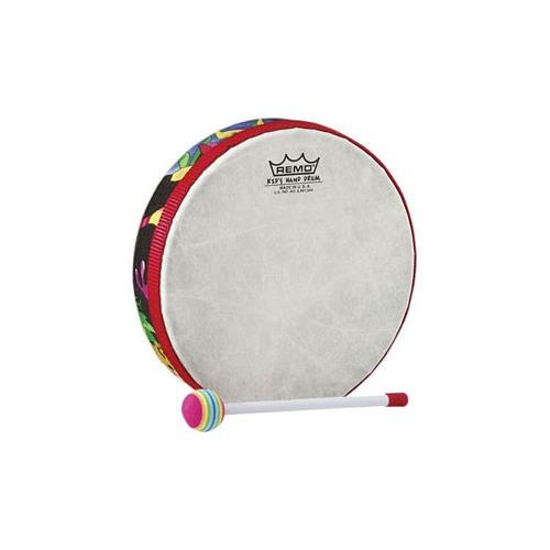 """Remo KD-0108-01 Individual Hand Drum with Mallet - 1""""x8"""""""