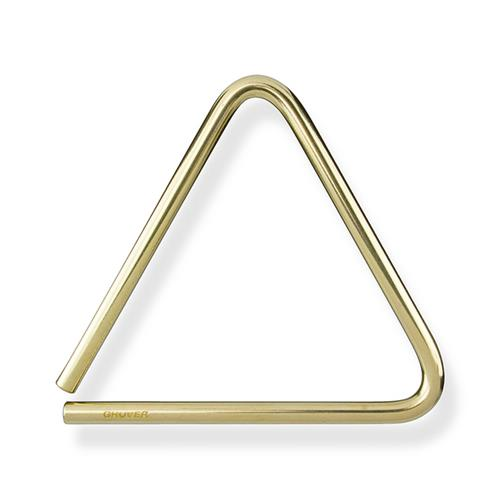 Grover Pro TRB-B-9 Bronze Series Triangle - 9""