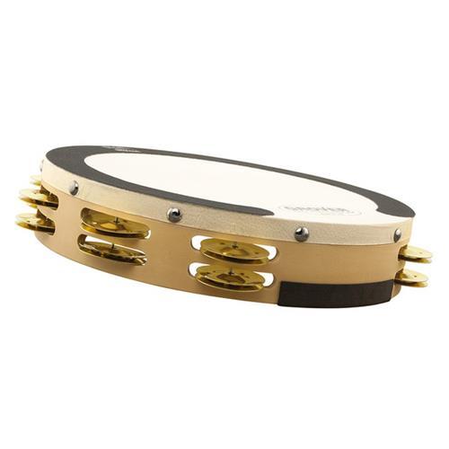 Grover Pro SV-TAMB-BR SV Tambourine - Brass