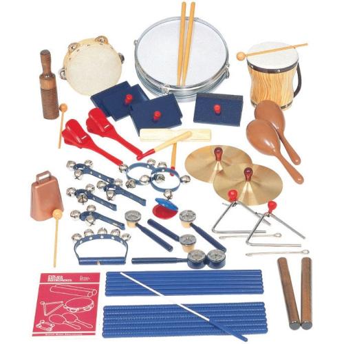 Rhythm Band Special Variety Set - 35 Players