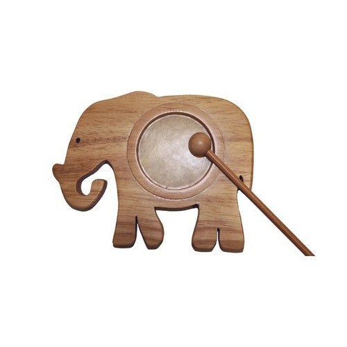 Rhythm Band RB906 Elephant Drum