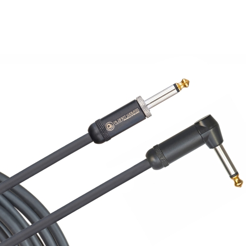 Planet Waves American Stage Instrument Cable - Right to Straight - 10'