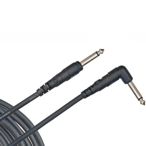 Planet Waves Classic Series Instrument Cable - Right Angle - 20'