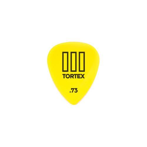 Picks Jim Dunlop Tortex III .73 Players Pack (12)