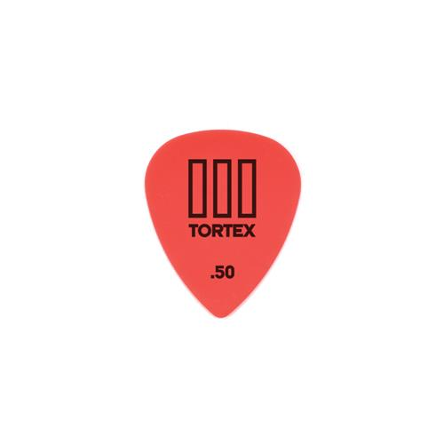 Picks Jim Dunlop Tortex III .50 Players Pack (12)
