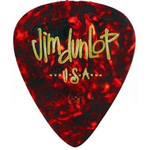 Picks Jim Dunlop 483P-05-HV Celluloid Shell Heavy (12)