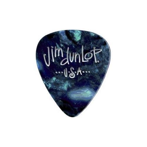 Picks Jim Dunlop 483P-11-TH Celluloid Turq Pearl Thin (12)