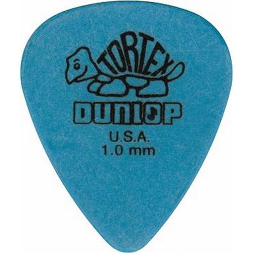 Dunlop Tortex Sharp Guitar Picks - 1.0mm, 12 Pack