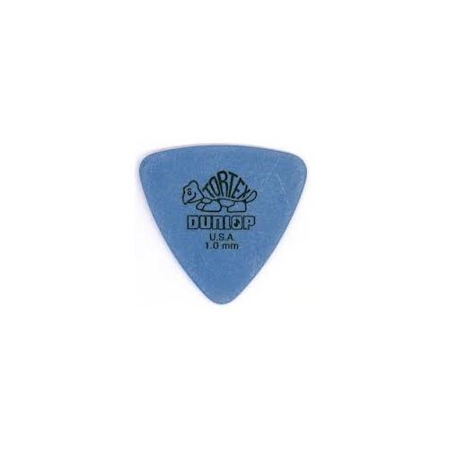 Picks Jim Dunlop 431P1.0 Tortex Tri Players Pk 1.0 (6)