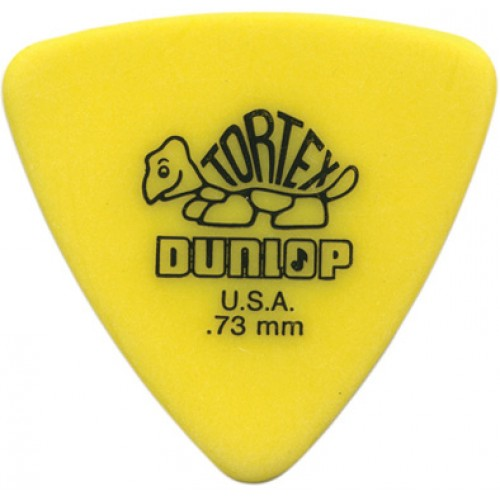 Picks Jim Dunlop 431P.73 Tortex Tri Players Pack .73 (6)