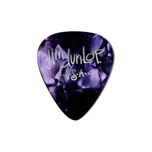 Picks Jim Dunlop 483P-13-TH Celluloid Purple Pearl Thin (12)