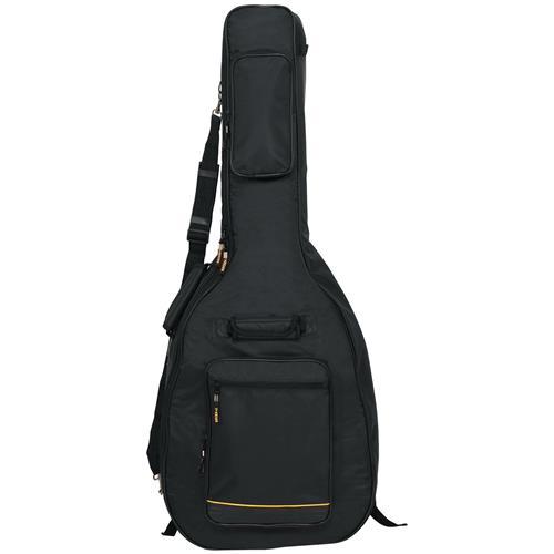 Gig Bag Guitar Classical RockBag Deluxe - Black