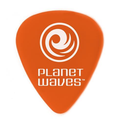 Planet Waves 1DOR2-10 Duralin Guitar Picks - Orange - 10 Pack - Light