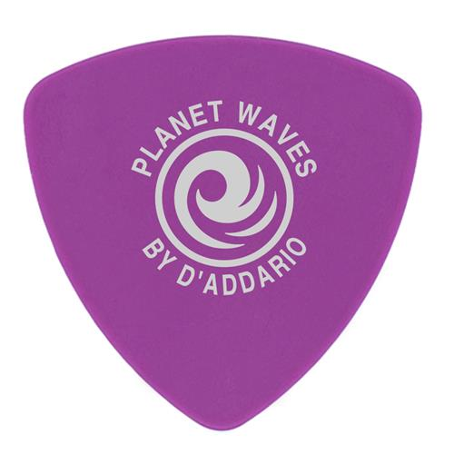 Planet Waves 2DPL6-10 Duralin Guitar Picks - Purple - Heavy - 10 Pack