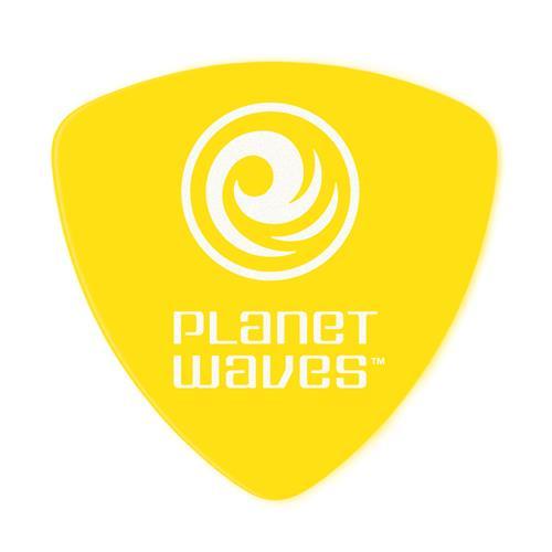 Planet Waves 2DYL3-10 Duralin Guitar Picks - Yellow - Light Medium - 10 Pack