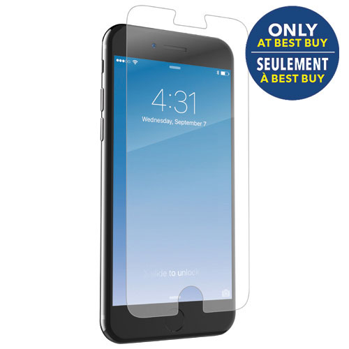 InvisibleSHIELD by ZAGG iPhone 6S/7/8 HD Glass+ Screen Protector
