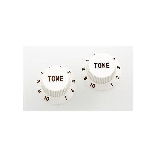 Tone Knobs - White