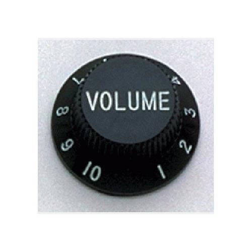 Volume Knobs - Black