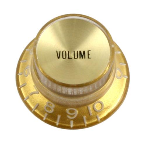 Volume Reflector Knobs - Gold, 2 Pack