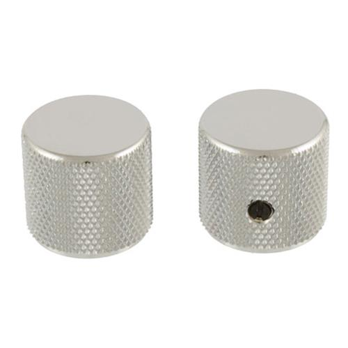 Barrel Knobs - Chrome