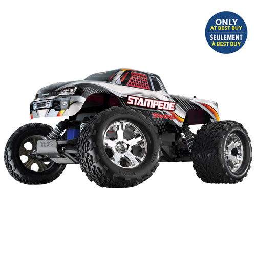 Traxxas Stampede 2WD 1 10 Scale RC Truck